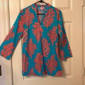 Lilly Pulitzer Tunic Shirt